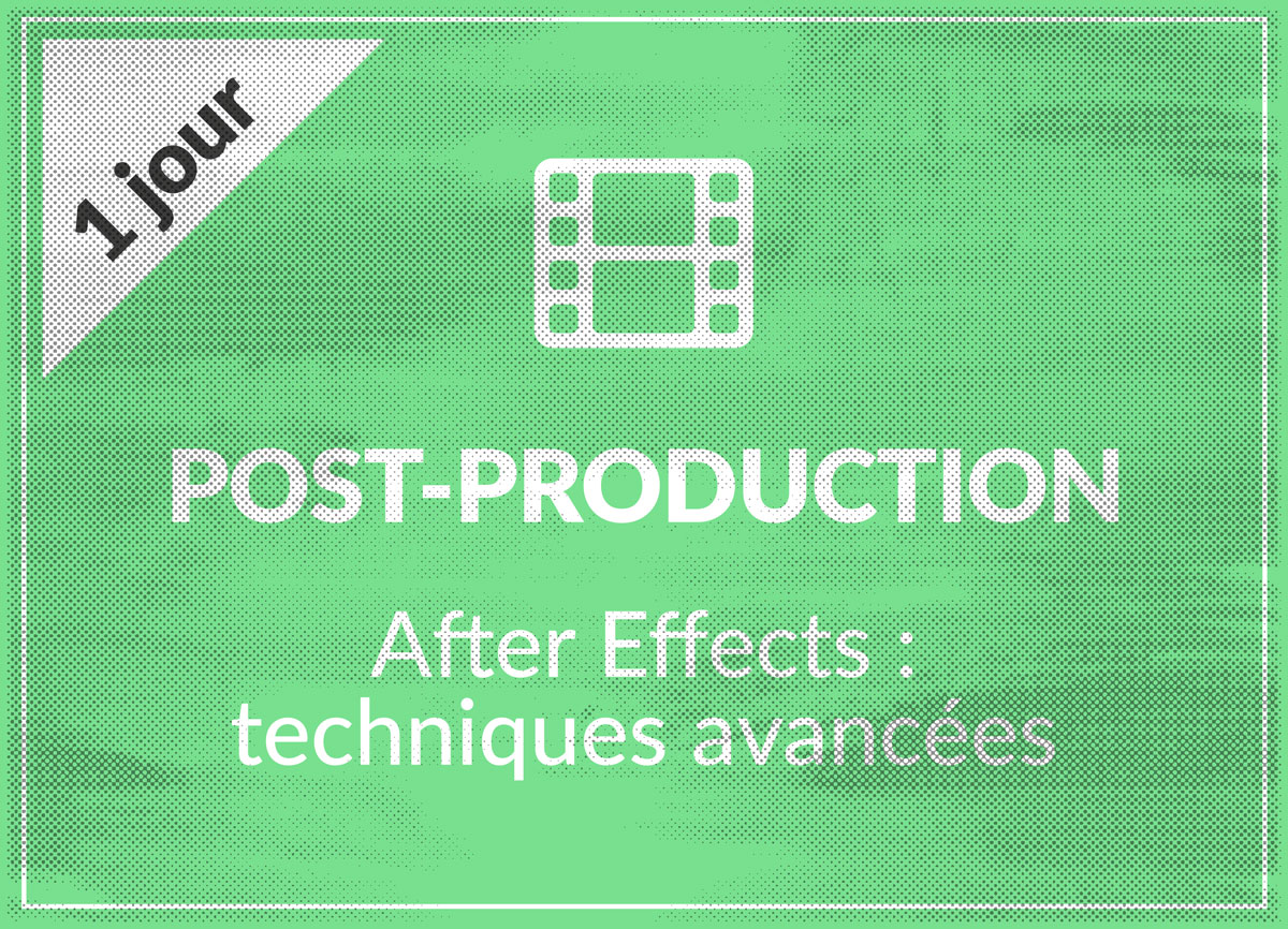 After effects : techniques avancées