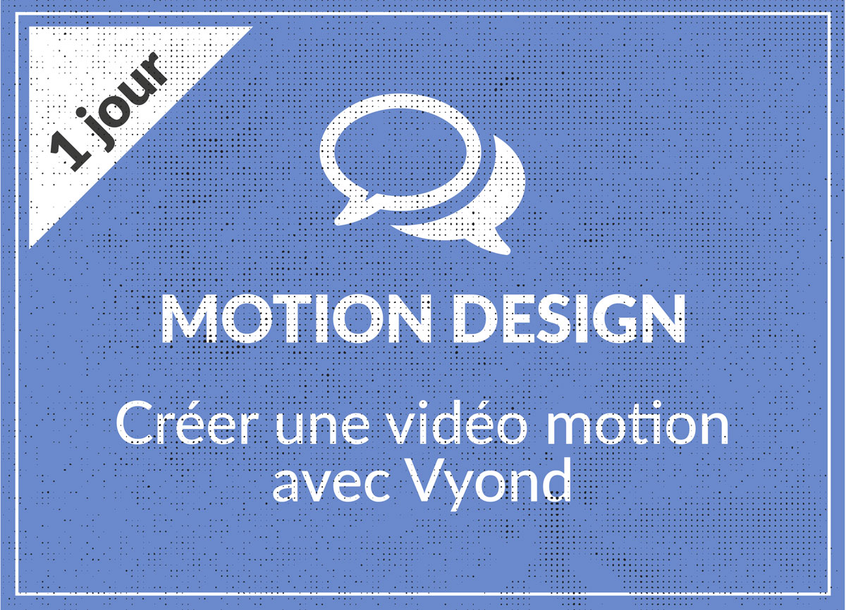 Motion design formation vyond